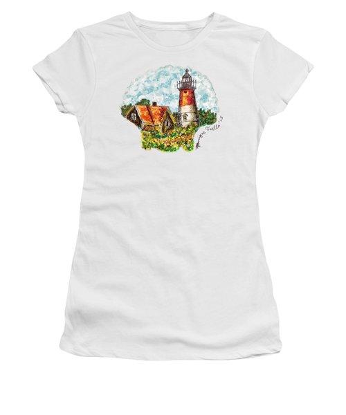 Cape Cod Lighthouse Women's T-Shirt