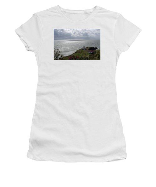 Cape D'or Lighthouse Women's T-Shirt