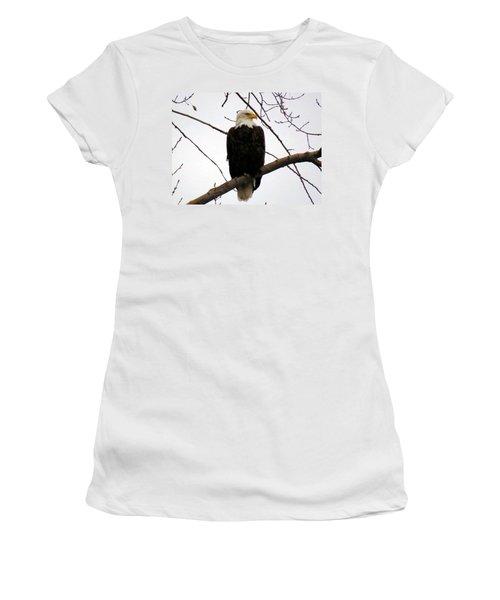 Cape Eagle Women's T-Shirt (Athletic Fit)