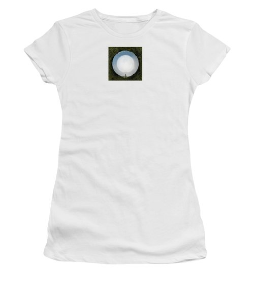 Sacred Planet - Cape Renga Women's T-Shirt (Athletic Fit)