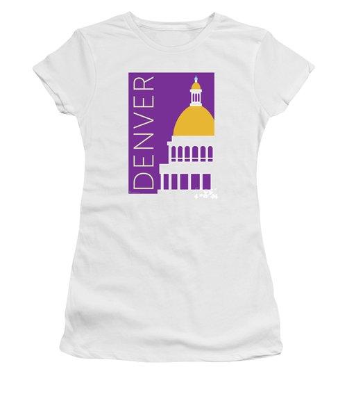 Denver Capitol/purple Women's T-Shirt