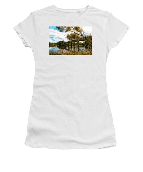 Cappaquin Railway Bridge Women's T-Shirt