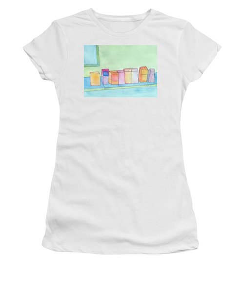 Care For A Newspaper? Women's T-Shirt (Athletic Fit)