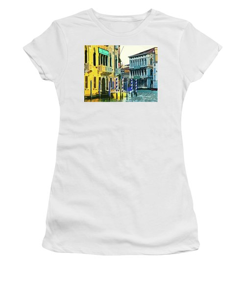 Ca'rezzonico Museum Women's T-Shirt (Athletic Fit)