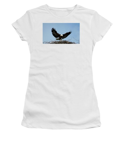 Cape Vincent Eagle Women's T-Shirt