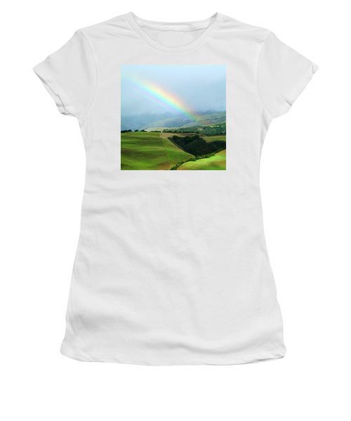 Carmel Valley Rainbow Women's T-Shirt