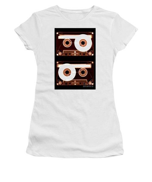 Cassette Tapes Women's T-Shirt