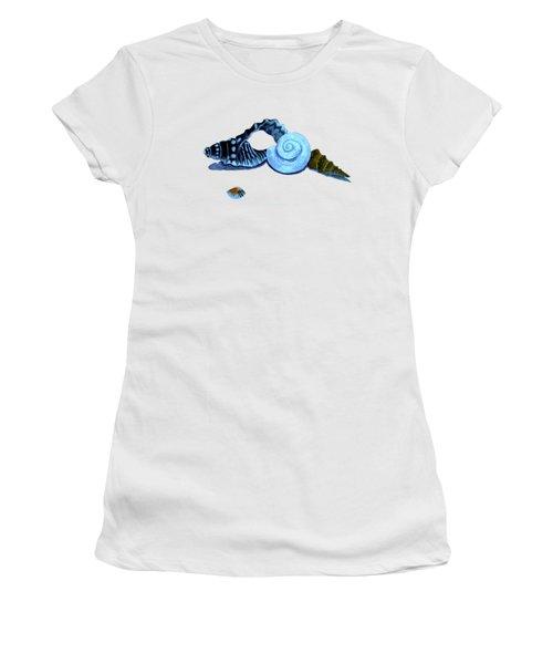 Castles  Women's T-Shirt (Athletic Fit)