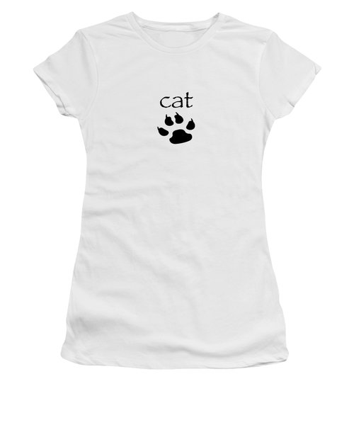 cat Women's T-Shirt (Junior Cut) by Bill Owen