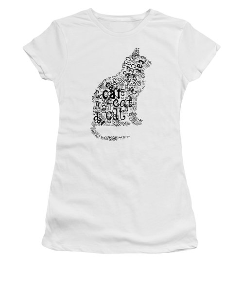 Cat Noir Women's T-Shirt