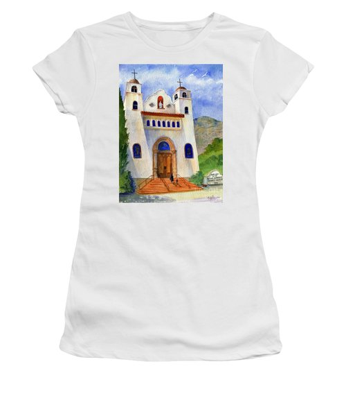 Catholic Church Miami Arizona Women's T-Shirt