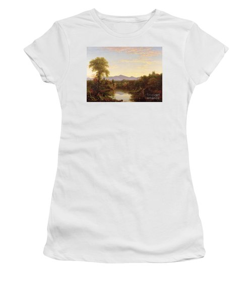 Catskill Creek - New York Women's T-Shirt
