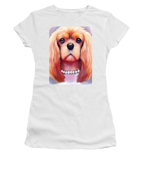 Cavalier Pearls  Women's T-Shirt