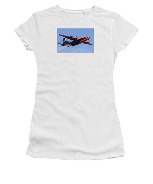 Cavok Air Antonov An-12b Ur-ckl Phoenix Sky Harbor December 2 2015 Women's T-Shirt