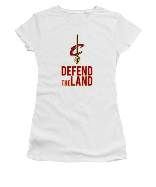 Cavs1 Women's T-Shirt (Athletic Fit)