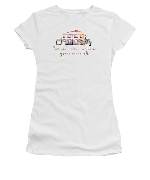 Cedarwood House Women's T-Shirt (Athletic Fit)