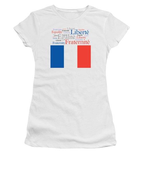 Celebrate France Women's T-Shirt