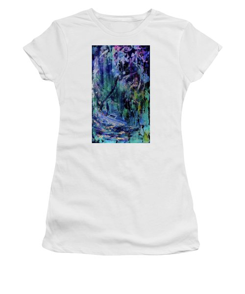 Celestial Storm Women's T-Shirt (Athletic Fit)