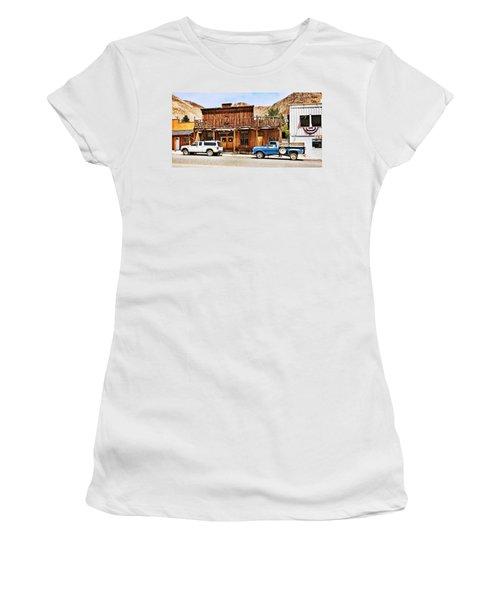 Challis, Idaho Women's T-Shirt