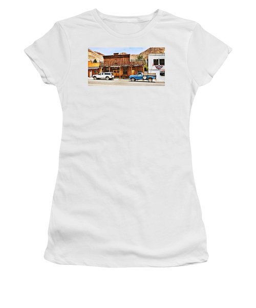 Challis, Idaho Women's T-Shirt