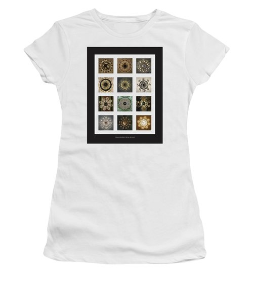 Collection Poster Chandeliers From Russia Women's T-Shirt