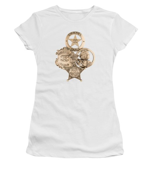 Chanel Jewelry-16 Women's T-Shirt