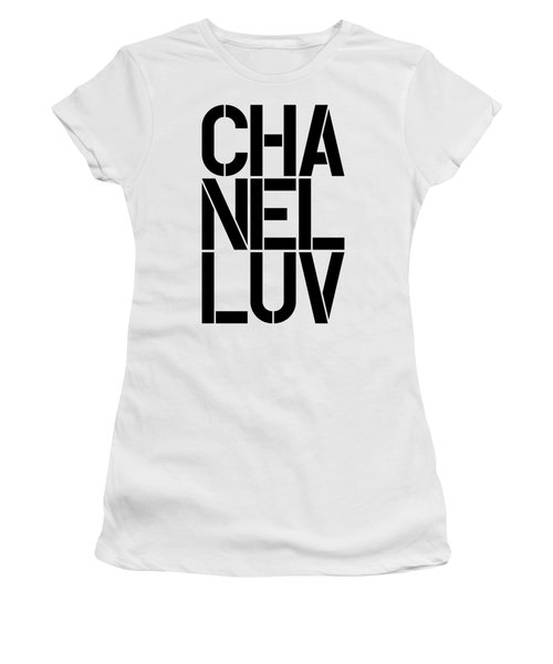 Chanel Luv-1 Women's T-Shirt