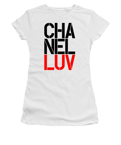 Chanel Luv-5 Women's T-Shirt