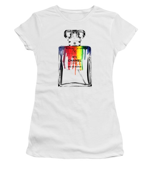 Chanel  Women's T-Shirt (Athletic Fit)