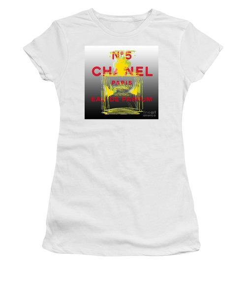 Chanel  No. 5 Pop Art - #1 Women's T-Shirt