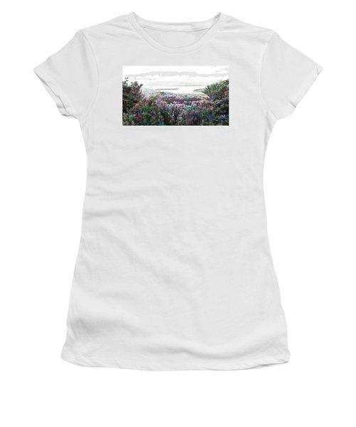 Change Of Seasons Women's T-Shirt (Junior Cut) by Mike Breau