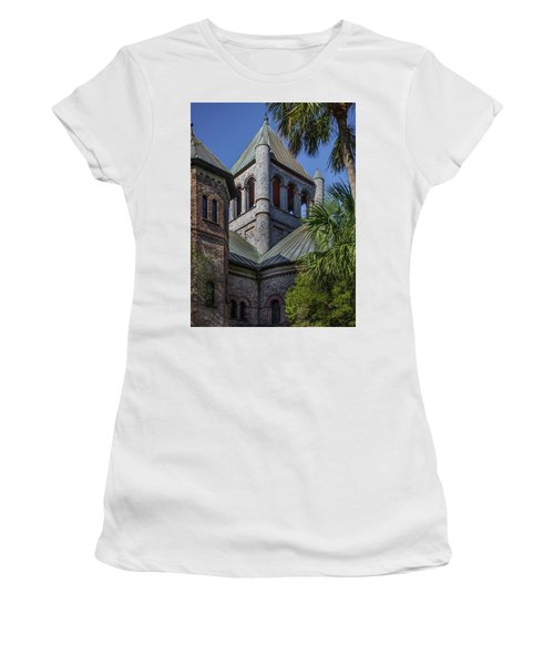 Charleston Historic Church Women's T-Shirt
