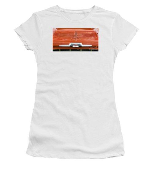 Chevrolet 30 Women's T-Shirt (Junior Cut) by Wendy Wilton