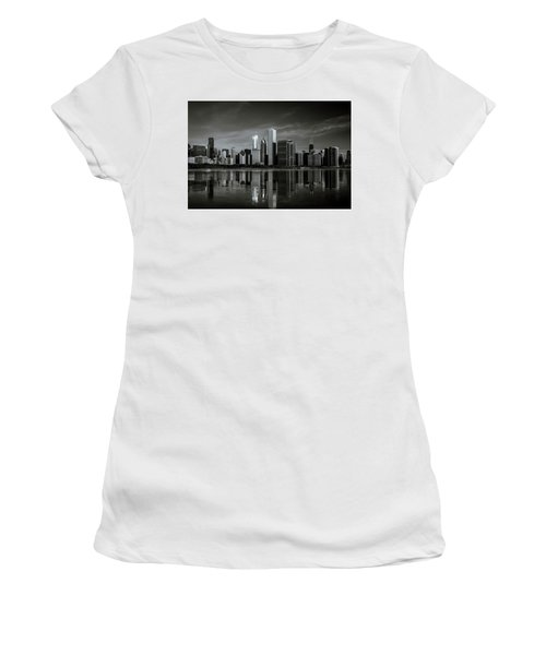 Chicago Lake Front Women's T-Shirt