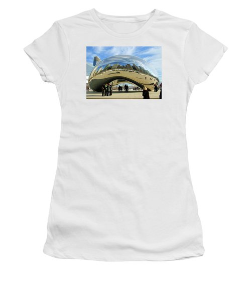 Chicago Reflected Women's T-Shirt