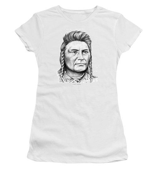 Chief Joseph Women's T-Shirt (Athletic Fit)