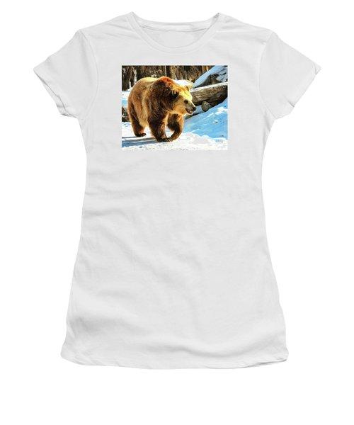 Chief Walking Bear Women's T-Shirt
