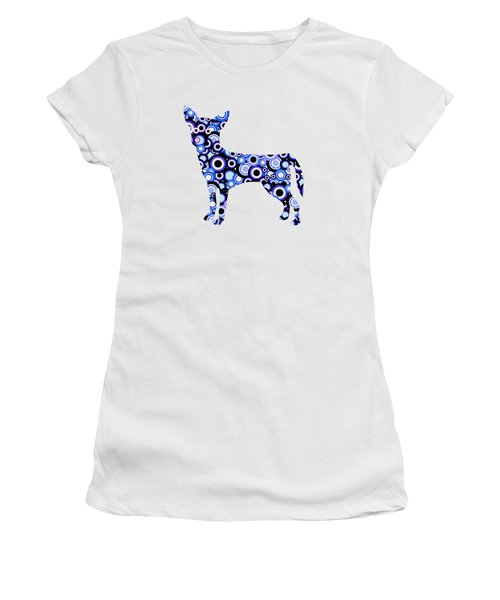 Chihuahua - Animal Art Women's T-Shirt