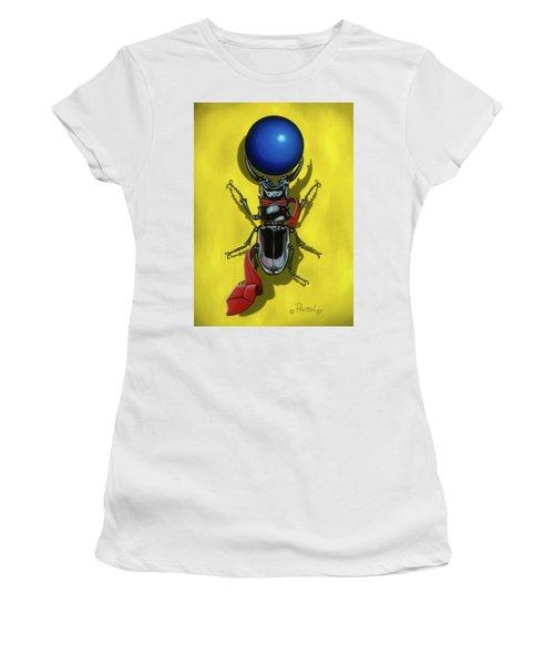 Childhood Pinch Women's T-Shirt