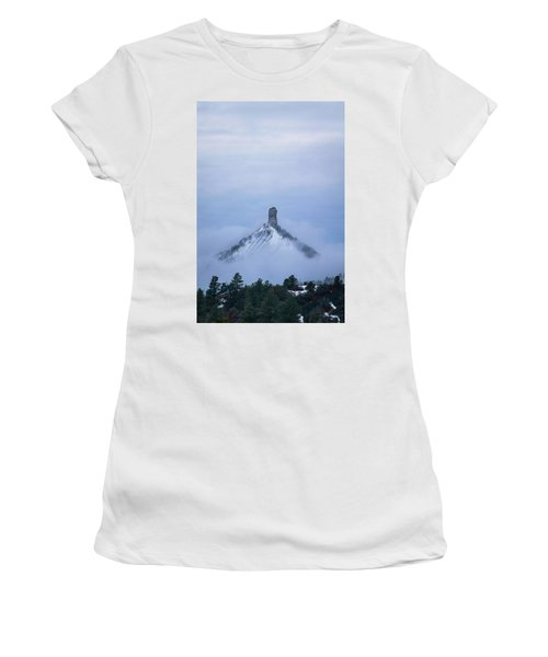 Chimney Rock Rising Women's T-Shirt