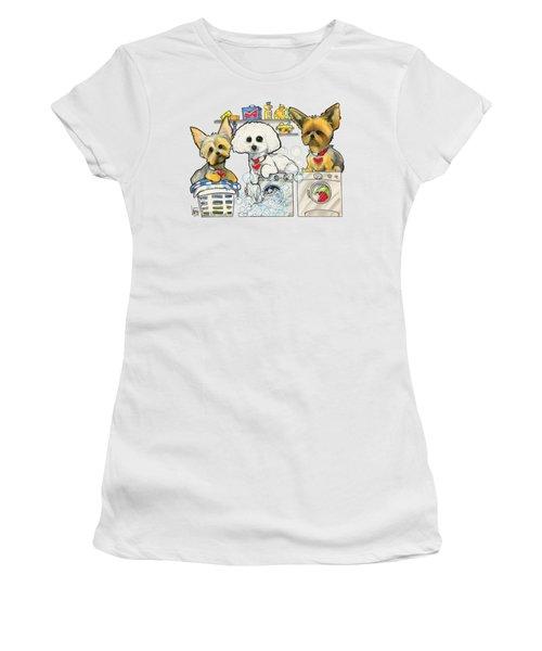 Chinea 7-1438 Women's T-Shirt