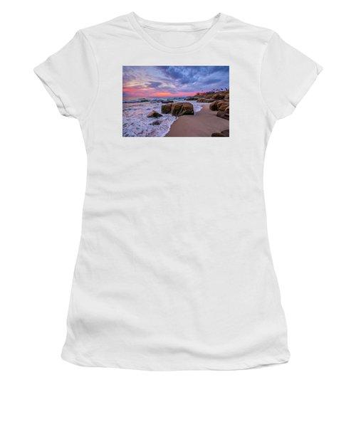 Chris's Rock Women's T-Shirt (Athletic Fit)