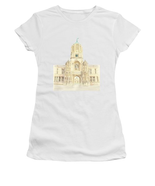 Christ Church Women's T-Shirt (Athletic Fit)