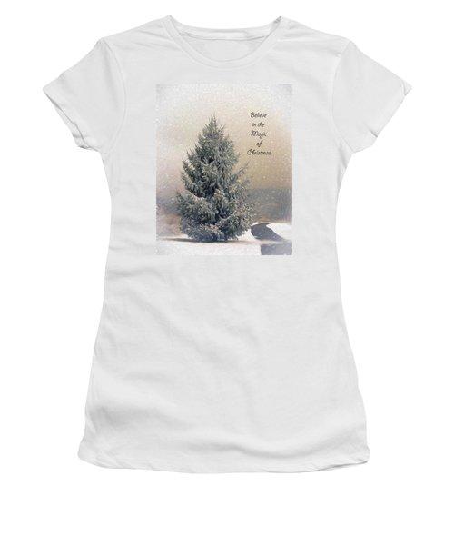 Christmas Magic Women's T-Shirt