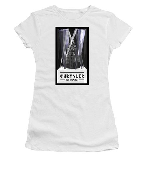 Chrysler Women's T-Shirt (Athletic Fit)