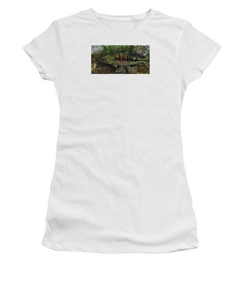 Chum Salmon Women's T-Shirt (Athletic Fit)