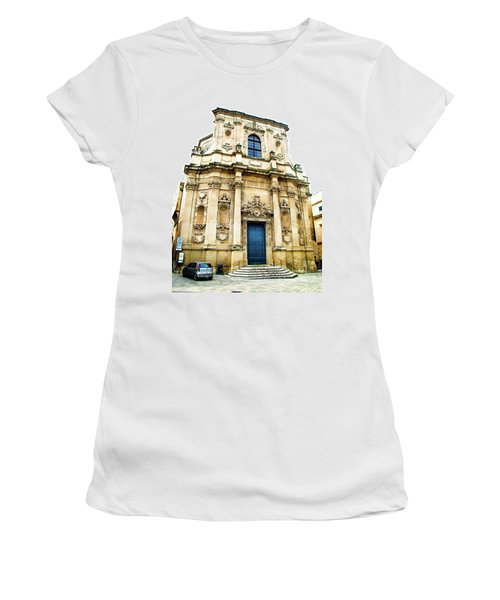 Church Of St Chiari Women's T-Shirt