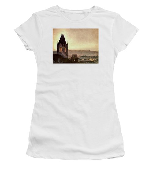 Church Steeple 4 For Cup Women's T-Shirt