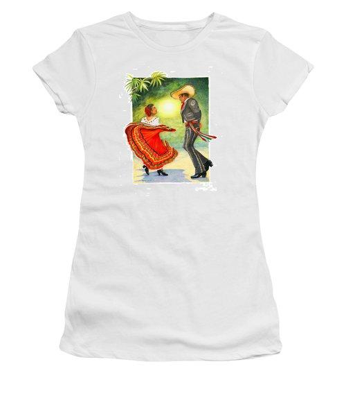 Cinco De Mayo Dancers Women's T-Shirt