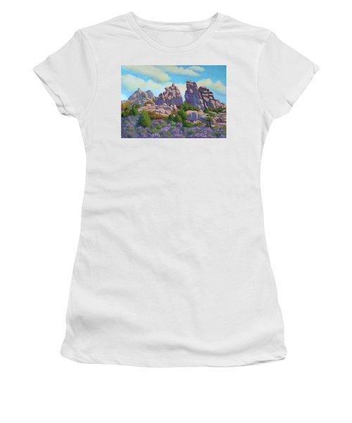 City Of Rocks Women's T-Shirt
